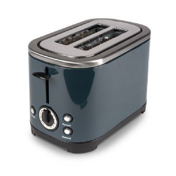 Kampa Dometic Deco Grey Stainless Steel Toaster